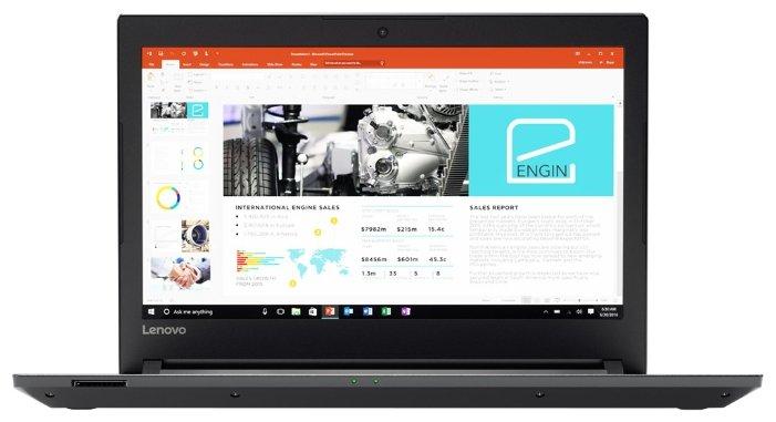 "Lenovo Ноутбук Lenovo V510 14 (Intel Core i5 7200U 2500 MHz/14""/1920x1080/8Gb/1000Gb HDD/DVD-RW/AMD Radeon 530/Wi-Fi/Bluetooth/Windows 10 Pro)"
