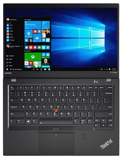 Lenovo Ноутбук Lenovo THINKPAD X1 Carbon Ultrabook (5th Gen)