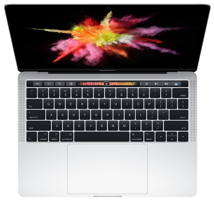 Apple Ноутбук Apple MacBook Pro 13 with Retina display and Touch Bar Mid 2017