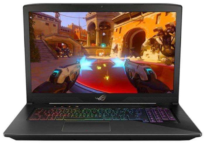 ASUS Ноутбук ASUS ROG Strix GL703VD