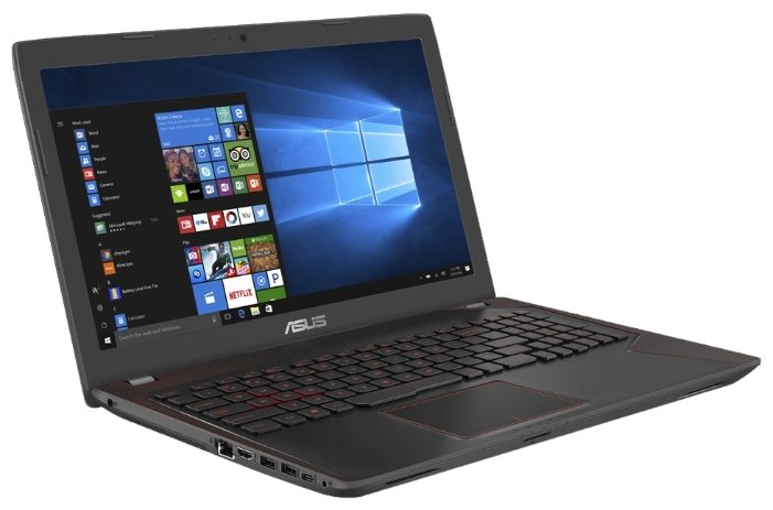 ASUS Ноутбук ASUS FX553VE