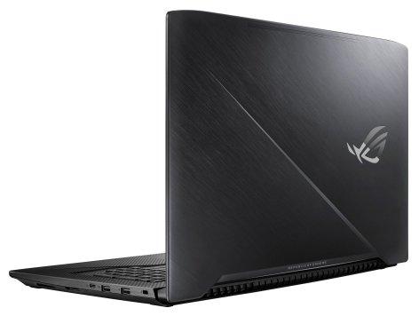 "ASUS Ноутбук ASUS ROG Strix GL703VD (Intel Core i7 7700HQ 2800 MHz/17.3""/1920x1080/8Gb/1128Gb HDD+SSD/DVD нет/NVIDIA GeForce GTX 1050/Wi-Fi/Bluetooth/Windows 10 Home)"
