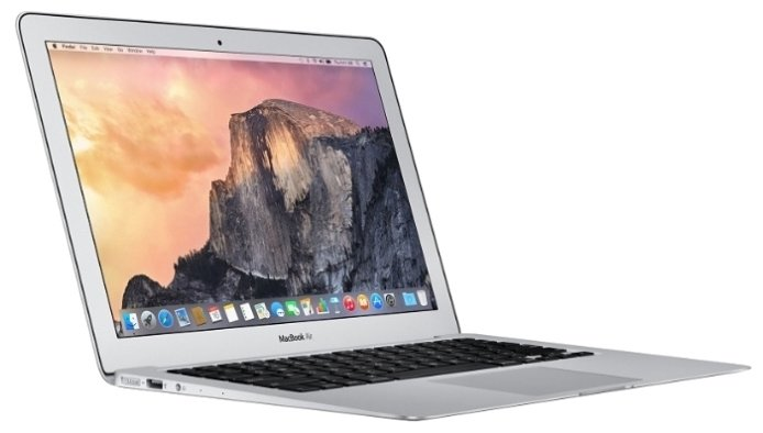 "Apple Ноутбук Apple MacBook Air 13 Mid 2017 MQD32 (Intel Core i5 1800 MHz/13.3""/1440x900/8Gb/128Gb SSD/DVD нет/Intel HD Graphics 6000/Wi-Fi/Bluetooth/MacOS X)"