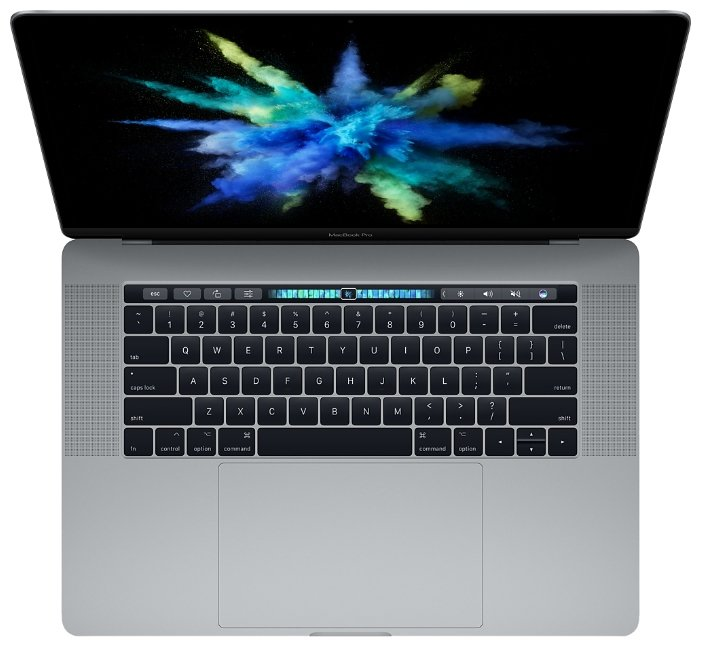 "Apple Ноутбук Apple MacBook Pro 15 with Retina display Mid 2017 (Intel Core i7 2800 MHz/15.4""/2880x1800/16Gb/256Gb SSD/DVD нет/AMD Radeon Pro 555/Wi-Fi/Bluetooth/MacOS X)"