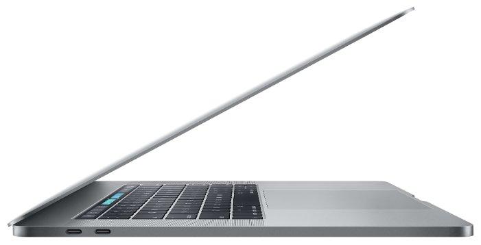 "Apple Ноутбук Apple MacBook Pro 15 with Retina display Mid 2017 (Intel Core i7 2900 MHz/15.4""/2880x1800/16Gb/512Gb SSD/DVD нет/AMD Radeon Pro 560/Wi-Fi/Bluetooth/MacOS X)"