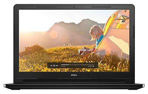"DELL Ноутбук DELL INSPIRON 3552 (Intel Pentium N3710 1600 MHz/15.6""/1366x768/4Gb/500Gb HDD/DVD-RW/Intel GMA HD/Wi-Fi/Bluetooth/Linux)"