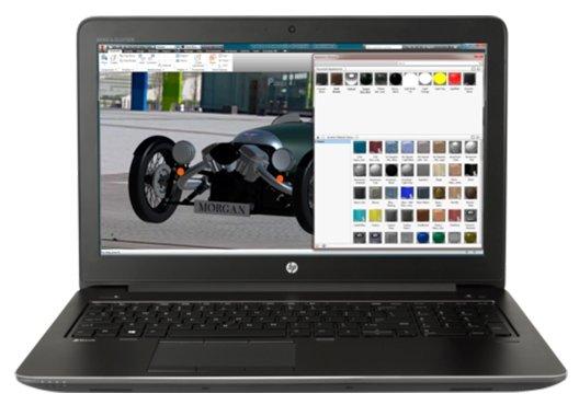 HP Ноутбук HP ZBook 15 G4