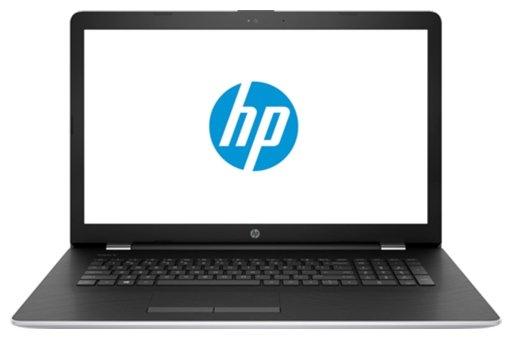 "HP Ноутбук HP 17-bs012ur (Intel Core i3 6006U 2000 MHz/17.3""/1600x900/4Gb/500Gb HDD/DVD-RW/AMD Radeon 520/Wi-Fi/Bluetooth/Windows 10 Home)"