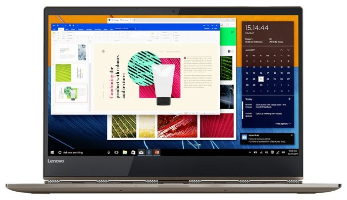 "Lenovo Ноутбук Lenovo Yoga 920 13 (Intel Core i5 8250U 1600 MHz/13.9""/1920x1080/8Gb/256Gb SSD/DVD нет/Intel HD Graphics 620/Wi-Fi/Bluetooth/Windows 10 Home)"