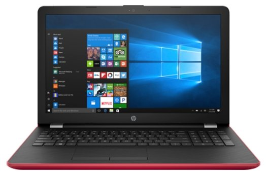 "HP Ноутбук HP 15-bs016ur (Intel Pentium N3710 1600 MHz/15.6""/1920x1080/4Gb/500Gb HDD/DVD нет/AMD Radeon 520/Wi-Fi/Bluetooth/Windows 10 Home)"