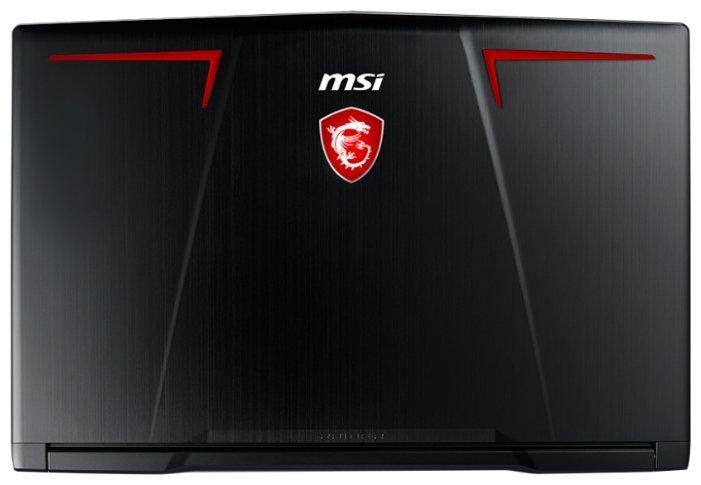 MSI Ноутбук MSI GE63VR 7RF Raider