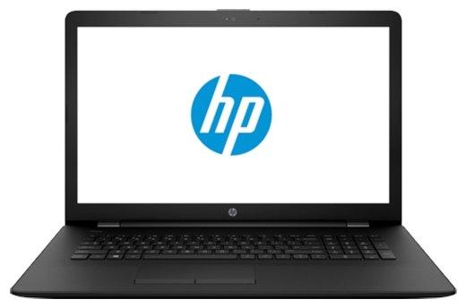 """HP Ноутбук HP 17-bs035ur (Intel Core i3 6006U 2000 MHz/17.3""""/1600x900/4Gb/500Gb HDD/DVD-RW/Intel HD Graphics 520/Wi-Fi/Bluetooth/Windows 10 Home)"""