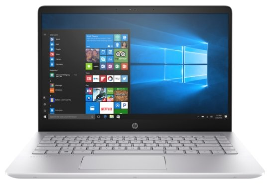 "HP Ноутбук HP PAVILION 14-bf022ur (Intel Pentium 4415U 2300 MHz/14""/1920x1080/4Gb/1000Gb HDD/DVD нет/Intel HD Graphics 610/Wi-Fi/Bluetooth/Windows 10 Home)"