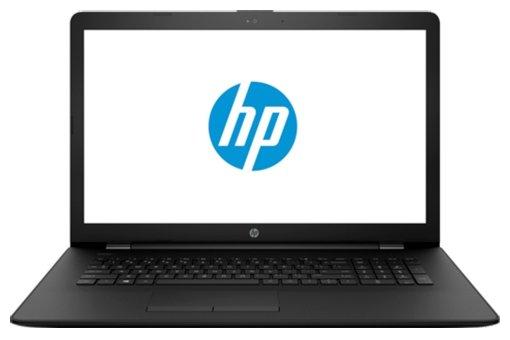 """HP Ноутбук HP 17-ak008ur (AMD A6 9220 2500 MHz/17.3""""/1600x900/4Gb/500Gb HDD/DVD-RW/AMD Radeon R5/Wi-Fi/Bluetooth/DOS)"""