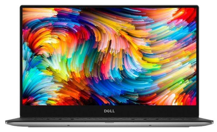 "DELL Ноутбук DELL XPS 13 9360 (Intel Core i7 8550U 1800 MHz/13.3""/3200x1800/16Gb/512Gb SSD/DVD нет/Intel HD Graphics 620/Wi-Fi/Bluetooth/Windows 10 Home)"