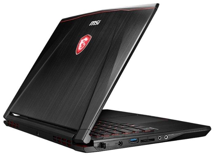 "MSI Ноутбук MSI GS43VR 7RE Phantom Pro (Intel Core i5 7300HQ 2500 MHz/14""/1920x1080/16Gb/1128Gb HDD+SSD/DVD нет/NVIDIA GeForce GTX 1060/Wi-Fi/Bluetooth/Win 10 Home)"