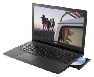 "DELL Ноутбук DELL INSPIRON 3567 (Intel Core i3 6006U 2000 MHz/15.6""/1366x768/4Gb/1000Gb HDD/DVD-RW/AMD Radeon R5 M430/Wi-Fi/Bluetooth/Linux)"