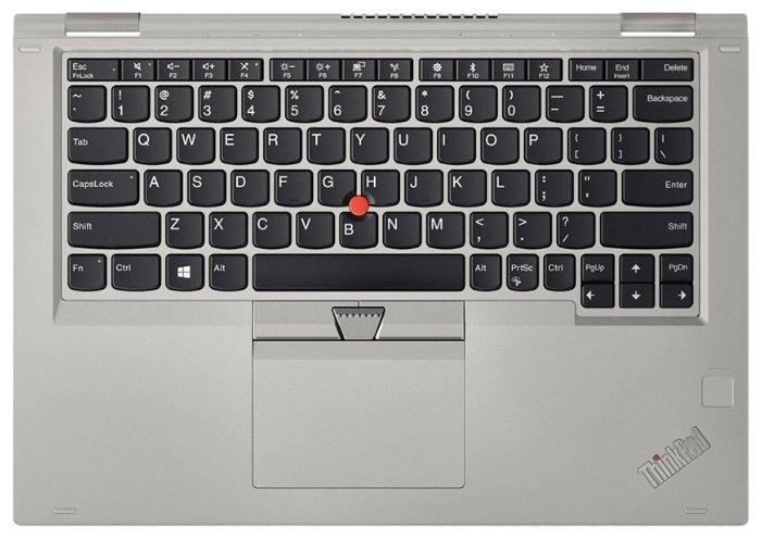 "Lenovo Ноутбук Lenovo ThinkPad Yoga 370 (Intel Core i7 7500U 2700 MHz/13.3""/1920x1080/8Gb/512Gb SSD/DVD нет/Intel HD Graphics 620/Wi-Fi/Bluetooth/LTE/Windows 10 Pro)"
