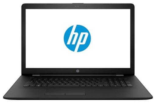 """HP Ноутбук HP 17-bs102ur (Intel Core i5 8250U 1600 MHz/17.3""""/1600x900/6Gb/1128Gb HDD+SSD/DVD-RW/AMD Radeon 530/Wi-Fi/Bluetooth/Windows 10 Home)"""