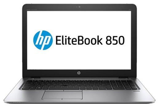"""HP Ноутбук HP EliteBook 850 G4 (Z2W88EA) (Intel Core i5 7200U 2500 MHz/15.6""""/1366x768/4Gb/500Gb HDD/DVD нет/Intel HD Graphics 620/Wi-Fi/Bluetooth/Win 10 Pro)"""