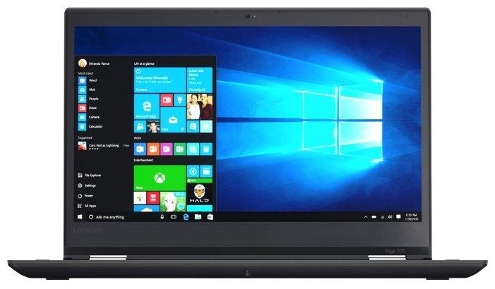 "Lenovo Ноутбук Lenovo ThinkPad Yoga 370 (Intel Core i5 7200U 2500 MHz/13.3""/1920x1080/4Gb/128Gb SSD/DVD нет/Intel HD Graphics 620/Wi-Fi/Bluetooth/Windows 10 Pro)"