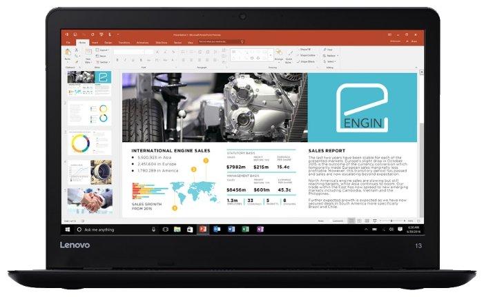 "Lenovo Ноутбук Lenovo ThinkPad 13 (2nd Gen) (Intel Core i5 7200U 2500 MHz/13.3""/1366x768/4Gb/256Gb SSD/DVD нет/Intel HD Graphics 620/Wi-Fi/Bluetooth/Windows 10 Pro)"