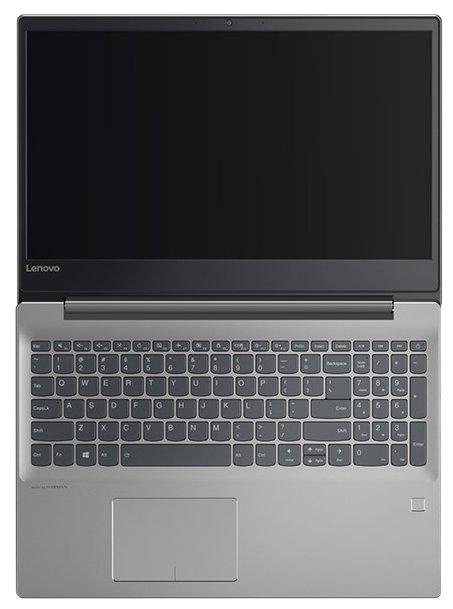 """Lenovo Ноутбук Lenovo IdeaPad 720 15 (Intel Core i5 7200U 2500 MHz/15.6""""/1920x1080/6Gb/1000Gb HDD/DVD нет/AMD Radeon RX 560/Wi-Fi/Bluetooth/Windows 10 Home)"""
