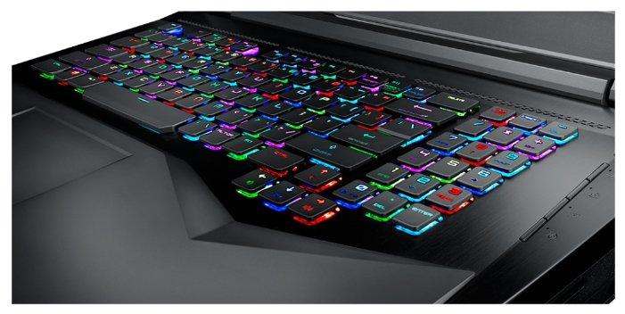 "MSI Ноутбук MSI GT75VR 7RE Titan SLI (Intel Core i7 7820HK 2900 MHz/17.3""/3840x2160/32Gb/1512Gb HDD+SSD/DVD нет/NVIDIA GeForce GTX 1070/Wi-Fi/Bluetooth/Windows 10 Home)"