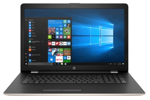 "HP Ноутбук HP 17-bs021ur (Intel Pentium N3710 1600 MHz/17.3""/1600x900/4Gb/1000Gb HDD/DVD-RW/AMD Radeon 520/Wi-Fi/Bluetooth/Windows 10 Home)"