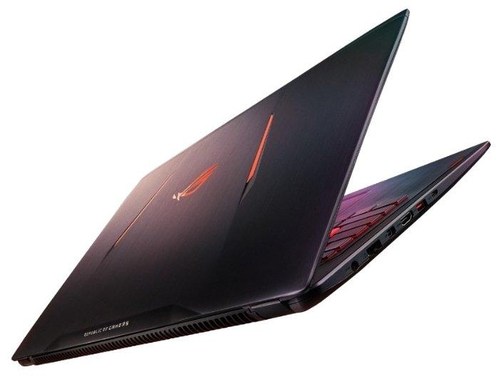 "ASUS Ноутбук ASUS ROG GL502VM (Intel Core i5 7300HQ 2500 MHz/15.6""/1920x1080/8Gb/1128Gb HDD+SSD/DVD нет/NVIDIA GeForce GTX 1060/Wi-Fi/Bluetooth/Endless OS)"