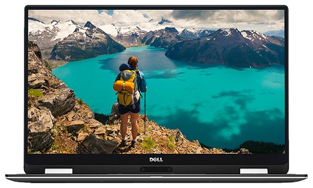 "DELL Ноутбук DELL XPS 13 9365 (Intel Core i5 7Y54 1200 MHz/13.3""/3200x1800/8Gb/256Gb SSD/DVD нет/Intel HD Graphics 615/Wi-Fi/Bluetooth/Windows 10 Home)"
