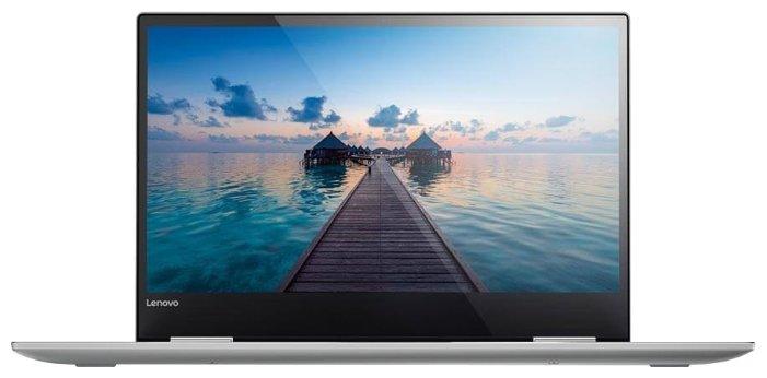"Lenovo Ноутбук Lenovo Yoga 720 13 (Intel Core i5 7200U 2500 MHz/13.3""/1920x1080/8Gb/128Gb SSD/DVD нет/Intel HD Graphics 620/Wi-Fi/Bluetooth/Windows 10 Home)"