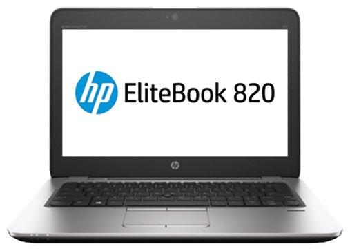 "HP Ноутбук HP EliteBook 820 G4 (Z2V89EA) (Intel Core i5 7200U 2500 MHz/12.5""/1920x1080/4Gb/500Gb HDD/DVD нет/Intel HD Graphics 620/Wi-Fi/Bluetooth/Win 10 Pro)"