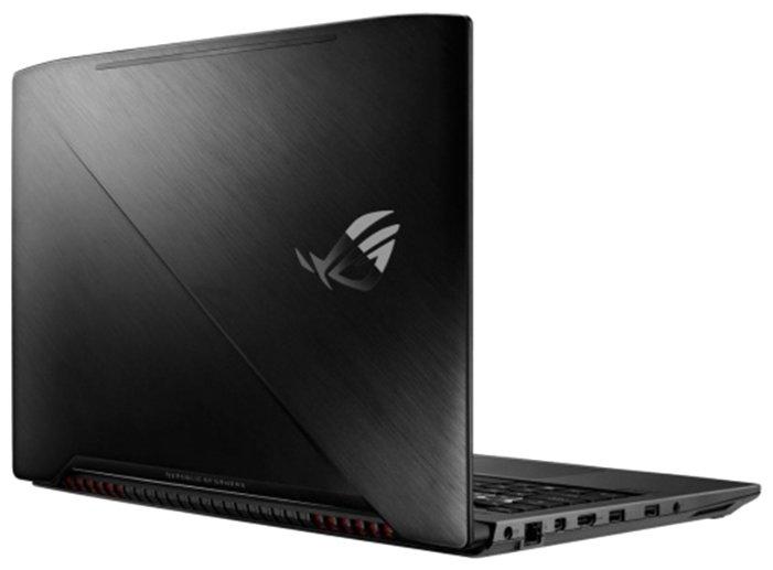 "ASUS Ноутбук ASUS ROG SCAR Edition GL503VD (Intel Core i5 7300HQ 2500 MHz/15.6""/1920x1080/8Gb/1128Gb HDD+SSD/DVD нет/NVIDIA GeForce GTX 1050/Wi-Fi/Bluetooth/Без ОС)"