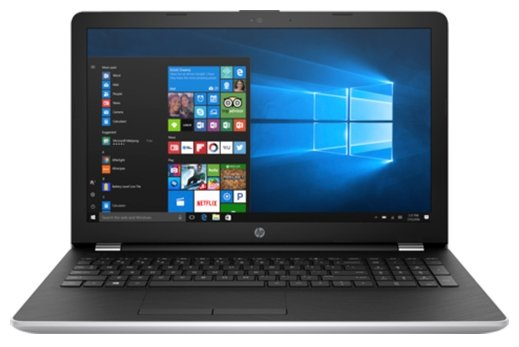"HP Ноутбук HP 15-bs599ur (Intel Pentium N3710 1600 MHz/15.6""/1920x1080/4Gb/500Gb HDD/DVD нет/AMD Radeon 520/Wi-Fi/Bluetooth/Windows 10 Home)"