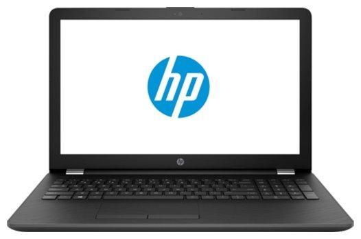 """HP Ноутбук HP 15-bs057ur (Intel Core i3 6006U 2000 MHz/15.6""""/1366x768/4Gb/500Gb HDD/DVD нет/Intel HD Graphics 520/Wi-Fi/Bluetooth/Windows 10 Home)"""