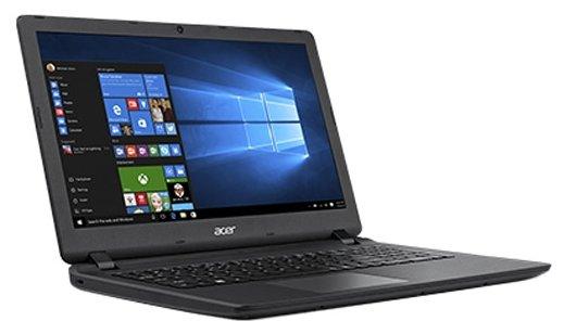 "Acer Ноутбук Acer ASPIRE ES1-572-30ZS (Intel Core i3 6006U 2000 MHz/15.6""/1920x1080/4Gb/128Gb SSD/DVD-RW/Wi-Fi/Linux)"