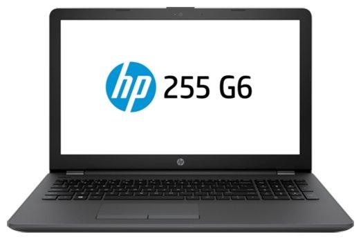 """HP Ноутбук HP 255 G6 (1WY27EA) (AMD E2 9000E 1500 MHz/15.6""""/1366x768/4Gb/500Gb HDD/DVD-RW/AMD Radeon R2/Wi-Fi/Bluetooth/Windows 10 Home)"""