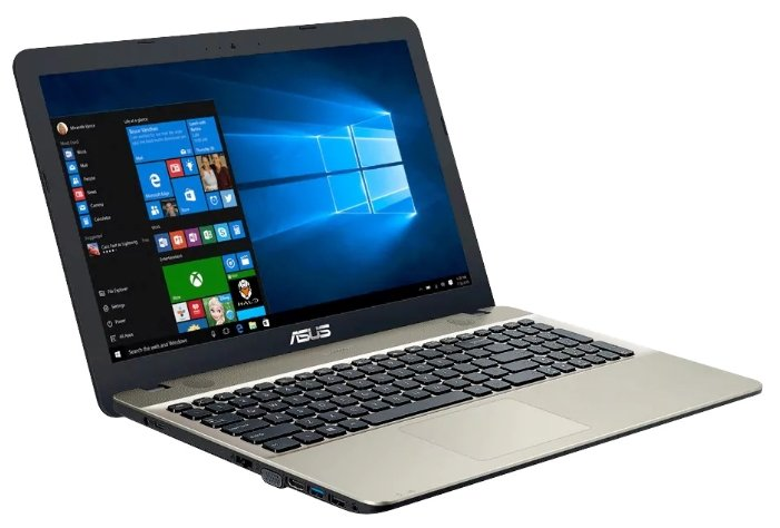 "ASUS Ноутбук ASUS VivoBook Max X541UV (Intel Core i5 7200U 2500 MHz/15.6""/1920x1080/4Gb/500Gb HDD/DVD-RW/NVIDIA GeForce 920MX/Wi-Fi/Bluetooth/Windows 10 Home)"