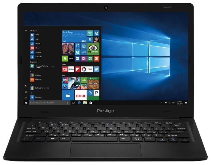 "Prestigio Ноутбук Prestigio Smartbook 116C (Intel Atom x5 Z8350 1440 MHz/11.6""/1920x1080/2Gb/32Gb eMMC/DVD нет/Intel HD Graphics 400/Wi-Fi/Bluetooth/Windows 10 Home)"