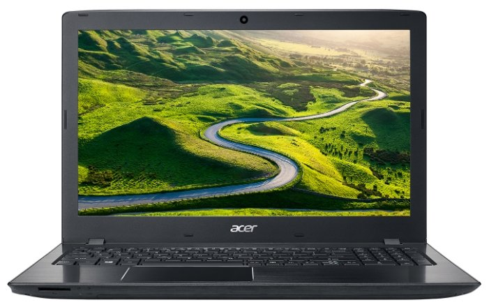 "Acer Ноутбук Acer ASPIRE E5-575G-396N (Intel Core i3 6100U 2300 MHz/15.6""/1366x768/4Gb/500Gb HDD/DVD нет/NVIDIA GeForce 940M/Wi-Fi/Bluetooth/Win 10 Home)"