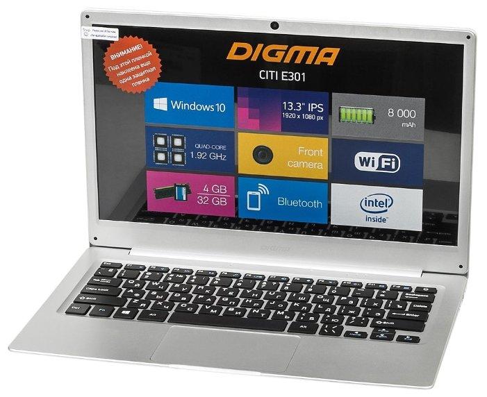 Digma Ноутбук Digma CITI E301
