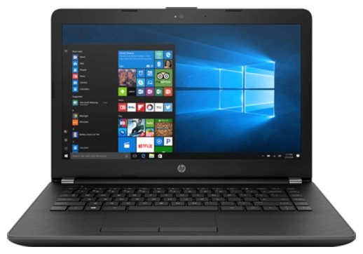 "HP Ноутбук HP 14-bs013ur (Intel Pentium N3710 1600 MHz/14""/1366x768/4Gb/500Gb HDD/DVD нет/Intel HD Graphics 405/Wi-Fi/Bluetooth/Windows 10 Home)"
