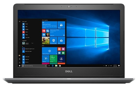 "DELL Ноутбук DELL Vostro 5468 (Intel Core i3 6006U 2000 MHz/14""/1366x768/4Gb/500Gb HDD/DVD нет/Intel HD Graphics 520/Wi-Fi/Bluetooth/Windows 10 Home)"