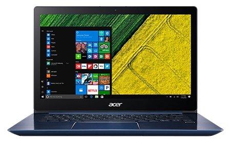 "Acer Ноутбук Acer SWIFT 3 (SF314-52G-5406) (Intel Core i5 8250U 1600 MHz/14""/1920x1080/8Gb/256Gb SSD/DVD нет/NVIDIA GeForce MX150/Wi-Fi/Bluetooth/Windows 10 Home)"