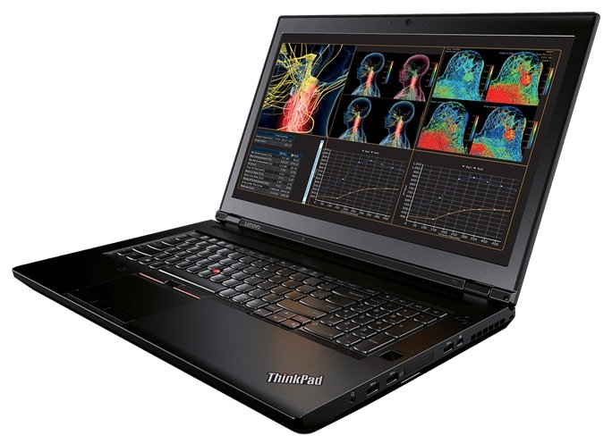 "Lenovo Ноутбук Lenovo ThinkPad P71 (Intel Xeon E3-1505M v6 3000 MHz/17.3""/3840x2160/16Gb/512Gb SSD/DVD-RW/NVIDIA Quadro P4000/Wi-Fi/Bluetooth/Windows 10 Pro)"