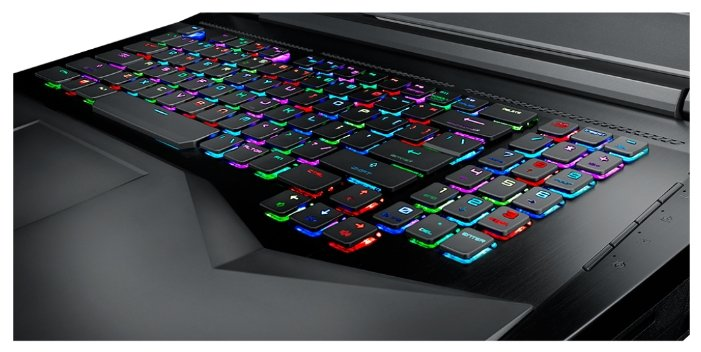 "MSI Ноутбук MSI GT75VR 7RF Titan Pro (Intel Core i7 7820HK 2900 MHz/17.3""/3840x2160/32Gb/1512Gb HDD+SSD/DVD нет/NVIDIA GeForce GTX 1080/Wi-Fi/Bluetooth/Windows 10 Home)"