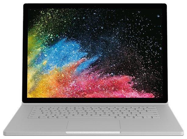 "Microsoft Ноутбук Microsoft Surface Book 2 15 (Intel Core i7 8650U 1900 MHz/15""/3240x2160/16Gb/256Gb SSD/DVD нет/NVIDIA GeForce GTX 1060/Wi-Fi/Bluetooth/Windows 10 Pro)"