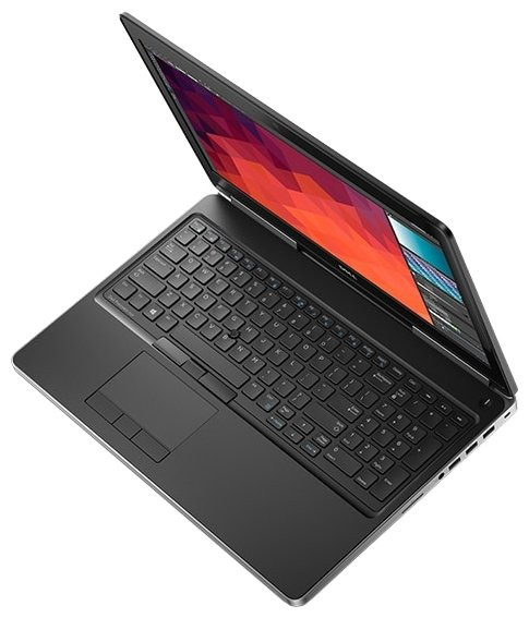 """DELL Ноутбук DELL PRECISION M7520 (Intel Core i7 7820HQ 2900 MHz/15.6""""/3840x2160/16Gb/2512Gb HDD+SSD/DVD нет/NVIDIA Quadro M2200/Wi-Fi/Bluetooth/Windows 10 Pro)"""