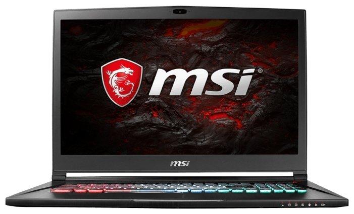 MSI Ноутбук MSI GS73VR 7RG Stealth Pro
